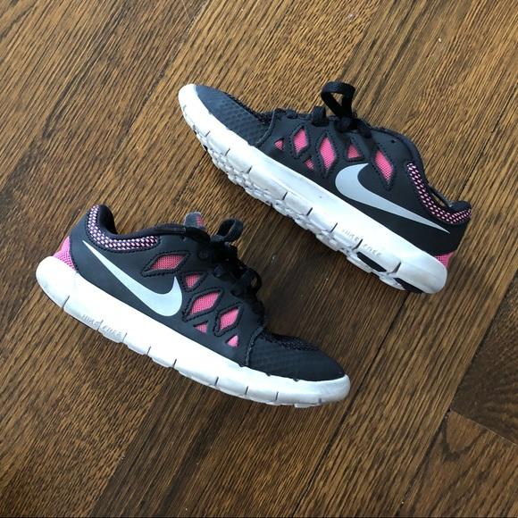 Nike Shoes   Little Girls Nike Free
